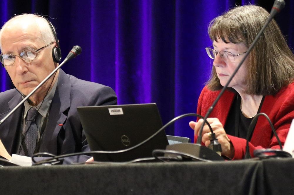 Olivier Cerf Jenny Scott at CCFH51